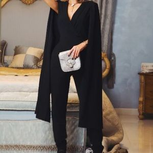Other - SOLD Cape jumpsuit